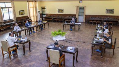 Photo of नेकपा स्थायी कमिटी बैठक १ बजे