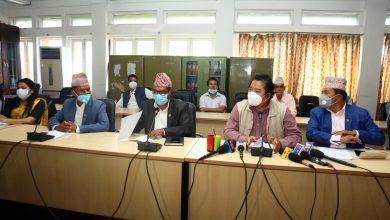 Photo of नेकपालाई फुटबाट जोगाउन वृहत् हस्ताक्षर अभियान