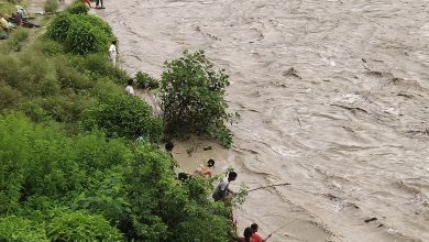 Photo of महाकाली नदीको सतह बढ्यो, सतर्कता अपनाउन आग्रह