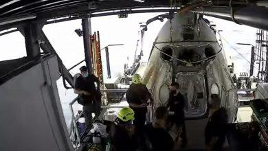 Photo of नासाका अन्तरिक्ष यात्रीहरु सकुशल पृथ्वीमा अवतरण