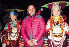 Photo of 'सहायक श्रीमान'लाई रसियामा पुरस्कार