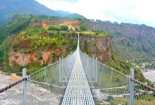 Photo of झोलुङ्गे पुलले जोडिएको  बागलुङ–पर्वतका बहुआयामिक सम्बन्ध