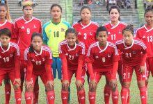Photo of नेपाली राष्ट्रिय महिला फुटबल टोली र बंगलादेशबीचको दोस्रो मैत्रीपूर्ण खेल आज