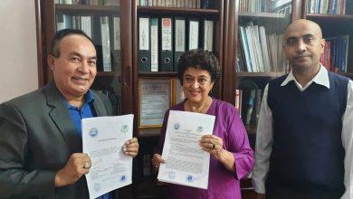 Photo of व्यावसायिक रबर खेतीसम्बन्धी समझदारीपत्रमा हस्ताक्षर