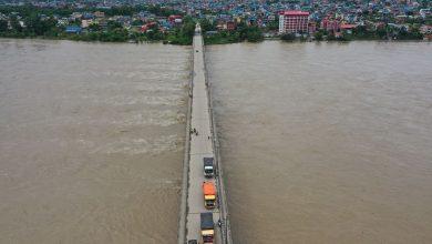 Photo of नाराययणी नदीमा पानीको सतह खतराको सूचकभन्दा माथि
