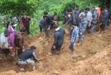 Photo of स्याङ्जाको छुट्टा छुट्टै पहिरोमा १० जनाको मृत्यु