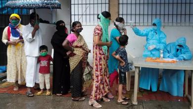 Photo of भारतमा हिजो एकैदिन करिव ८३ हजार संक्रमित थपिए