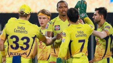 Photo of चेन्नई सुपर किङ्स विजयी