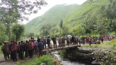 Photo of काठेपुल ! हिमाली क्षेत्रका मानिसहरुको खोला तर्ने सहारा
