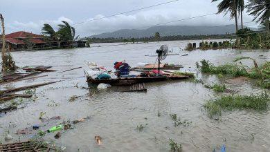 Photo of फिलिपिन्सका आँधीका कारण १३ लाख प्रभावित