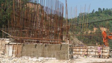 Photo of त्रिशुलीमाथिको पुल- ३ बर्षमा १० प्रतिशत मात्र काम