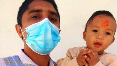 Photo of दुधे बालकसहित स-परिवार भाइरस संक्रमित हुँदा आइसोलेशनमा परेको हाम्रो दशैँ