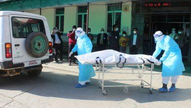 Photo of तीन जनाको कोरोनाबाट मृत्यु