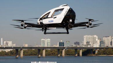Photo of दक्षिण कोरियाद्वारा मानवरहित हवाई ट्याक्सीको परीक्षण