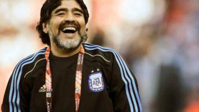 Photo of चर्चित फुटबल खेलाडी डिएगो म्याराडोनाको निधन