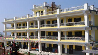 Photo of काभ्रेको डाँडापारिमा सुविधासम्पन्न विद्यालय भवन