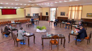 Photo of नेकपा सचिवालय बैठक मङ्सिर २० गते