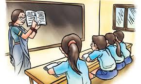 Photo of डोटीका सबै विद्यालयमा पठनपाठन शुरु, विद्यार्थी खुशी