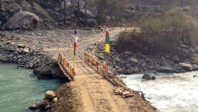 Photo of अस्थायी मोटरेबल पुल निर्माण