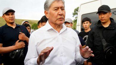 Photo of किर्गिजस्तानका पूर्व प्रधानमन्त्री भ्रष्टाचार अभियोगमा पक्राउ