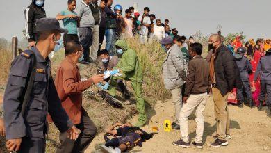 Photo of विद्यार्थीको हत्यापछि गोलबजारमा तनाब