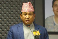 Photo of प्रधानमन्त्रीले राजीनामा दिन मिल्दैनः सरकारका प्रवक्ता
