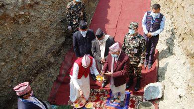 Photo of राष्ट्रिय एकताका साथ अघि बढ्न प्रधानमन्त्रीको आह्वान