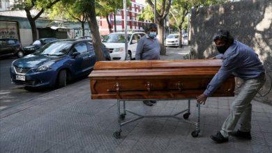 Photo of कोरोना विरुद्धको खोप कार्यक्रम सम्पन्न गरेको मुलुक चिलीमा संक्रमण फेरि नियन्त्रण बाहिर