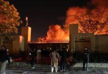 Photo of पाकिस्तानको एक सुविधा सम्पन्न होटेलमा बम विष्फोट, ४ जनाको मृत्यु
