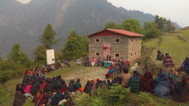 Photo of गोरखाको लापुमा रैथाने प्रजातिको आलु भण्डार केन्द्र निर्माण