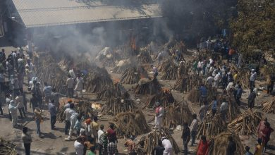 Photo of भारतमा कोभिडबाट मृत्यु हुनेको संख्या घटेन, एकै दिन चार हजार बढीको मृत्यु