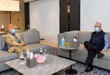 Photo of एमालेमा संवादहीनता तोडियो, प्रधानमन्त्री ओली र नेता नेपालबीच वार्ता