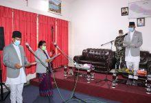 Photo of कर्णालीमा दुई मन्त्रीको शपथ