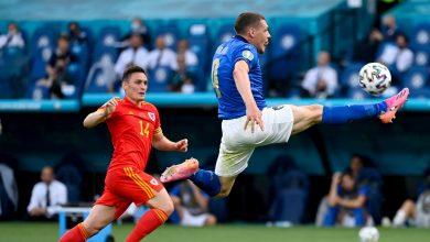 Photo of युरोकप फुटबलमा इटलीद्वारा वेल्स पराजित, दुवै टिम दोस्रो चरणमा