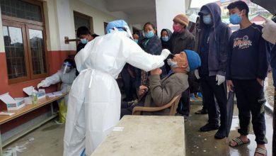 Photo of ५ जनाको परीक्षण गर्दा १ जना संक्रमित, नेपालमा १८३१ संक्रमित थपिए