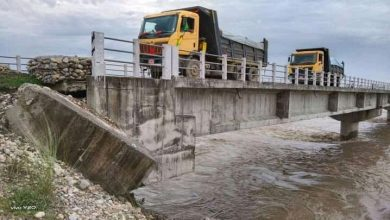 Photo of भासियो टीकापुर र  राजापुर जोड्ने सत्ती पुल