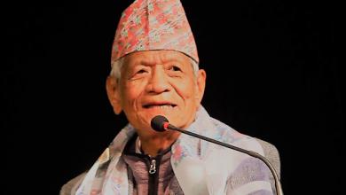 Photo of पूर्व कुलपति काइँलाको स्वास्थ्यमा सुधार