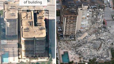 Photo of अमेरीकाको फ्लोरिडामा आवासीय भवन भत्किंदा सय भन्दा बढी वेपत्ता, १ जनाको मृत्यु