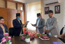 Photo of मुस्लिम आयोगका सदस्यको शपथ