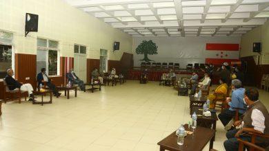 Photo of काँग्रेस पदाधिकारी बैठकमा क्रियाशिल सदस्यता बितरणका विषयमा सहमति