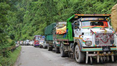 Photo of पहिरोका कारण सिद्धार्थ राजमार्ग अवरुद्ध