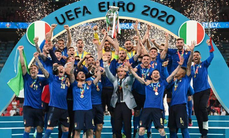 Photo of युरोकप फुटबल २०२० को उपाधी इटालीलाई