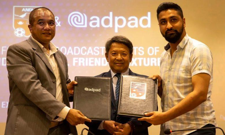Photo of नेपाल र भारतबीचको खेलको प्रत्यक्ष प्रसारणको अधिकार एडप्याडलाई