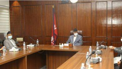 Photo of संसद् अधिवेशन अन्त्य गर्न सरकारको सिफारिस