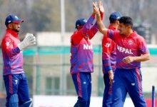 Photo of नेपाली क्रिकेट टोली स्वदेश फिर्ता