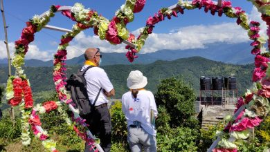 Photo of राजदूतहरुको हाइकिङ : देउरालीदेखि कास्कीकोटसम्म (फोटो फिचर)