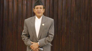 Photo of शान्ति स्थापनार्थ नेपाललाई उच्चपद सुनिश्चित गर्न परराष्ट्रमन्त्रीको आह्वान
