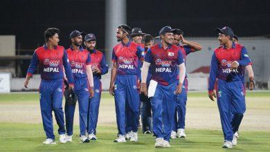 Photo of त्रिकोणात्मक एकदिवसीय श्रृंखलाको तेस्रो खेलमा नेपाल आज अमेरिकासँग प्रतिस्पर्धा गर्दै