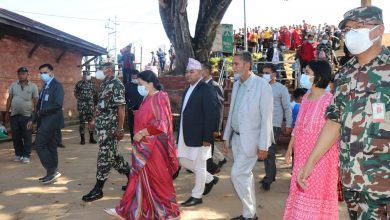 Photo of राष्ट्रपतिद्वारा पलाञ्चोक भगवतीको पाठपूजा र दर्शन (फोटो फिचरसहित)