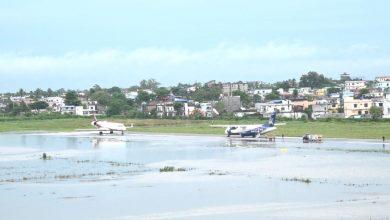 Photo of जलमग्न विराटनगर विमानस्थल (फोटो फिचर)